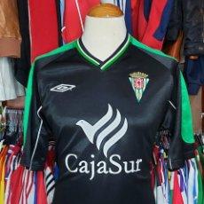 Coleccionismo deportivo: CORDOBA C.F 2001-2002 AWAY CAMISETA FUTBOL UMBRO. Lote 277226373