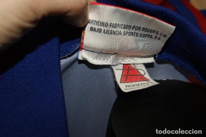 Coleccionismo deportivo: Lote FCB: Bolsa Nike, 2 camisetas infantiles nike Qatar/Unicef, bufanda, camiseta 14 Jordi ... - Foto 6 - 277254543