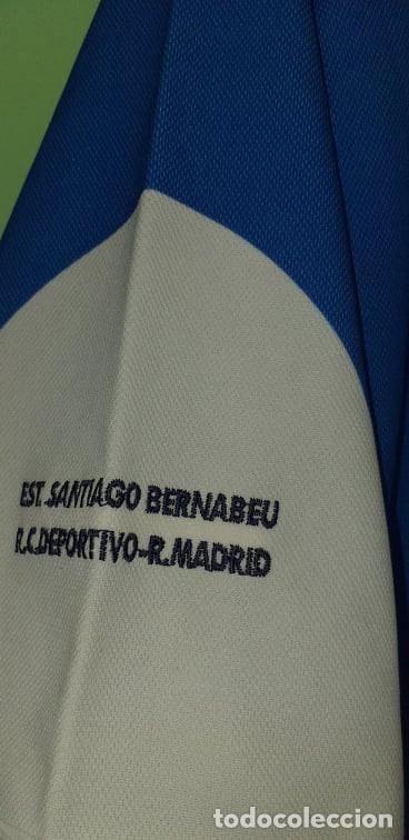 Coleccionismo deportivo: CAMISETA DEPORTIVO DE LA CORUÑA COPA DEL REY 6 MARZO 2002 / ORIGINAL JOMA. TALLA L - Foto 3 - 277261223