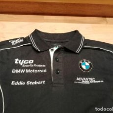 Coleccionismo deportivo: BMW MOTORRAD. POLO OFFICAL MERCHANDISE. Lote 277272798
