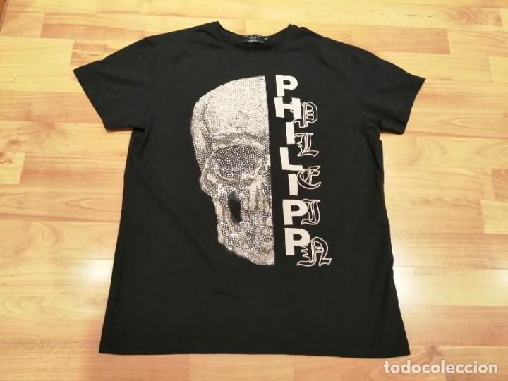CAMISETA PHILIPP PLEIN (Coleccionismo Deportivo - Ropa y Complementos - Camisetas de Fútbol)