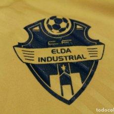 Coleccionismo deportivo: CAMISETA CF ELDA INDUSTRIAL. Lote 278593033