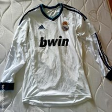 Coleccionismo deportivo: CAMISETA REAL MADRID DORSAL BENZEMA. Lote 278604918
