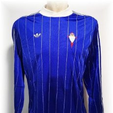Coleccionismo deportivo: CAMISETA CELTA DE VIGO 1984/85 USADA POR ARTEAGA. Lote 280233428