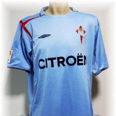 Coleccionismo deportivo: CAMISETA CELTA DE VIGO 2005/06. Lote 280233753