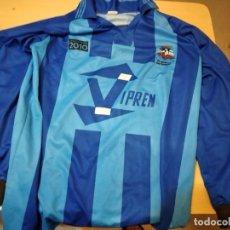 Coleccionismo deportivo: M-44 CAMISETA DE FUTBOL DE PORTERO GE BAZAN FC TALLA L LA DE FOTO. Lote 280605653