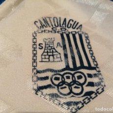 Coleccionismo deportivo: ORIGINAL | FÚTBOL |CAMISETA VINTAGE CD CANTOLAGUA MATCH WORN (EXCLUSIVA MUNDIAL TC). Lote 281993888