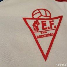 Coleccionismo deportivo: CAMISETA E.F. SAN CRISTÓBAL MATCH WORN. Lote 284417858