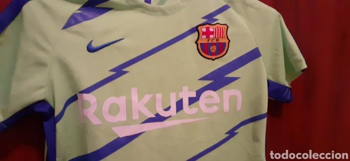 Coleccionismo deportivo: Camiseta de Fútbol de niño, talla G, número 10 MESSI - Foto 2 - 284657693