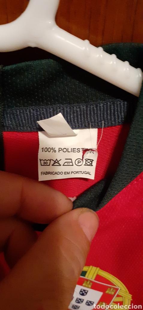 Coleccionismo deportivo: Camiseta de Portugal, RONALDO 7 - Foto 3 - 284658373