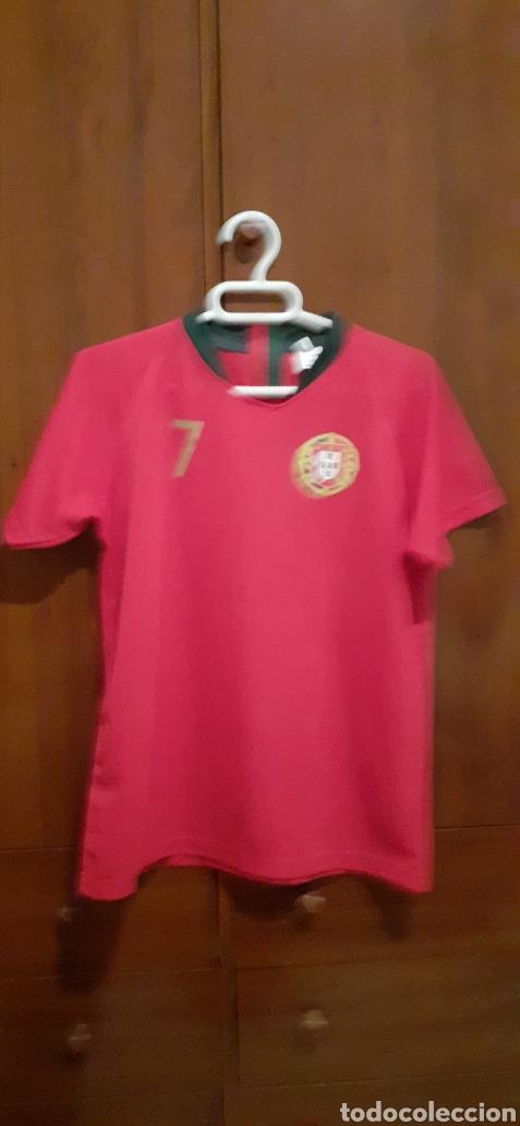 CAMISETA DE PORTUGAL, RONALDO 7 (Coleccionismo Deportivo - Ropa y Complementos - Camisetas de Fútbol)