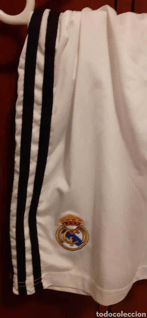 Coleccionismo deportivo: Equipacion del Real Madrid, n° 20 Asensio, talla 28 - Foto 8 - 284659128