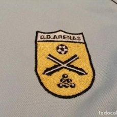 Coleccionismo deportivo: CD ARENAS. PLAYER ISSUE (EXCLUSIVA MUNDIAL TC). Lote 285685688