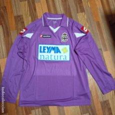 Coleccionismo deportivo: 2010-11 R.C. DEPORTIVO LA CORUÑA TERCERA TALLA XL LOTTO. Lote 286392353
