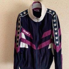 Colecionismo desportivo: CHANDAL KELME DE LOS 90S - REAL MADRID TALLA M. Lote 286989003