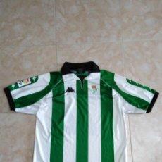 Coleccionismo deportivo: CAMISETA REAL BETIS BALOMPIE ( KAPPA ) FERNANDO, NÚMERO 22. Lote 287726973
