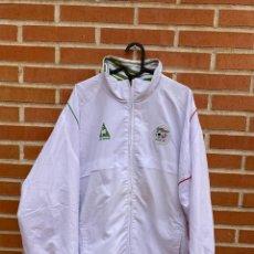 Coleccionismo deportivo: CHAQUETA FUTBOL ORIGINAL/OFICIAL ARGELIA 2007. Lote 287766558
