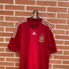 Coleccionismo deportivo: CAMISETA FUTBOL ORIGINAL/OFICIAL ESPAÑA 2014. Lote 287770588