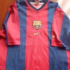 Colecionismo desportivo: FC BARCELONA L CAMISETA FUTBOL FOOTBALL SHIRT. Lote 287772148