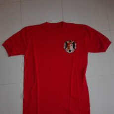 Coleccionismo deportivo: CAMISETA SELECCION ESPAÑOLA AGUILA SAN JUAN. Lote 288383918