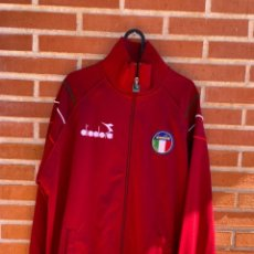 Coleccionismo deportivo: CHAQUETA FÚTBOL ORIGINAL/OFICIAL ITALIA. Lote 288668318
