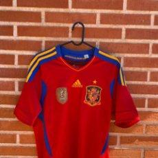 Coleccionismo deportivo: CAMISETA FÚTBOL ORIGINAL/OFICIAL ESPAÑA 2011-2012. Lote 288669663