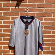 Coleccionismo deportivo: CAMISETA FÚTBOL ORIGINAL BARCELONA 1999-2001 NUEVA. Lote 288669778