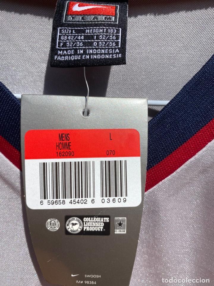 Coleccionismo deportivo: Camiseta fútbol original Barcelona 1999-2001 NUEVA - Foto 3 - 288669778