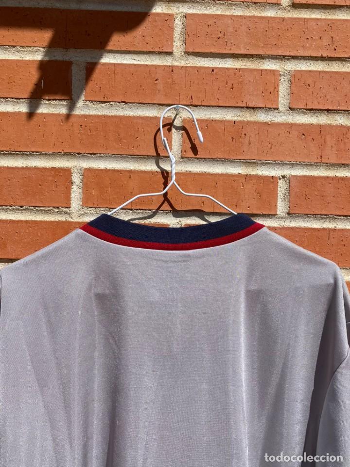 Coleccionismo deportivo: Camiseta fútbol original Barcelona 1999-2001 NUEVA - Foto 6 - 288669778