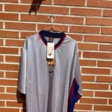 Coleccionismo deportivo: CAMISETA FÚTBOL ORIGINAL BARCELONA 1999-2001 NUEVA. Lote 288669868