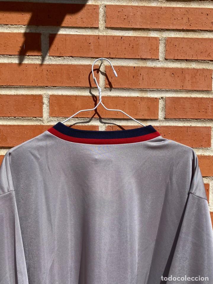 Coleccionismo deportivo: Camiseta fútbol original Barcelona 1999-2001 NUEVA - Foto 7 - 288669868