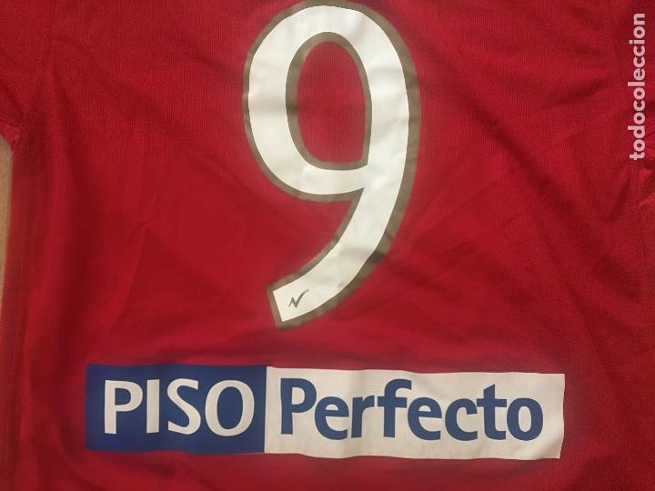 Coleccionismo deportivo: CAMISETA FUTBOL NASTIC GIMNASTIC DE TARRAGONA DORSAL 9 PORTILLO - Foto 7 - 289251503