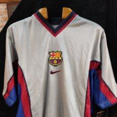 Coleccionismo deportivo: CAMISETA NIKE F.C.BARCELONA, BARÇA, CON ETIQUETA, SIN USAR TALLA XL. Lote 293484283