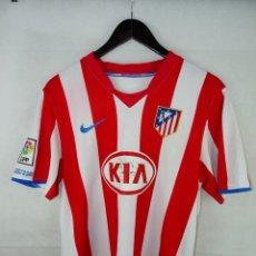 Coleccionismo deportivo: CAMISETA FUTBOL ATLÉTICO DE MADRID. Lote 293900283