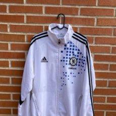 Coleccionismo deportivo: CHAQUETA FUTBOL ORIGINAL/OFICIAL CHELSEA. Lote 293929458