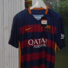 Coleccionismo deportivo: FUTBOL CLUB BARCELONA, CAMISETA NIKE NUEVA A ESTRENAR, TALLA L, NEYMAR JR., DORSAL 11. 13 FOTOS. Lote 294031638