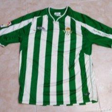 Coleccionismo deportivo: CAMISETA REAL BETIS BALOMPIE - PEPE ( RBB-TALLA L ). Lote 295360583