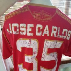 Coleccionismo deportivo: CAMISETA FÚTBOL. Lote 295423708