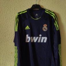 Coleccionismo deportivo: CAMISETA DE FUTBOL | ORIGINAL | TALLA M | REAL MADRID CF - DORSAL 17 - MATCH WORN. Lote 296628533