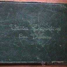 Coleccionismo deportivo: CARNET DE SOCIO DE LA U D LAS PALMAS, 1951. Lote 17034639