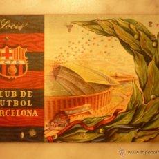 Coleccionismo deportivo: CARNET DE SOCIO , CLUB DE FÚTBOL BARCELONA , ANUAL 1958 .. Lote 41062042