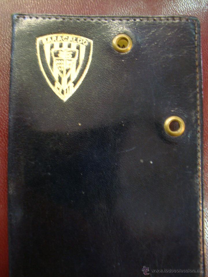 Coleccionismo deportivo: CARNET DEL JUGADOR DE FUTBOL JUVENIL DE BARACALDO C.F, TEMPORADA 1982-83 - Foto 2 - 42827301