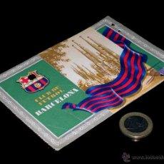 Coleccionismo deportivo: CARNET SOCIO ABONO CLUB FÚTBOL BARCELONA, 1º TRIMESTRE 1955.. Lote 46392549