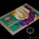 Coleccionismo deportivo: CARNET SOCIO ABONO CLUB FÚTBOL BARCELONA, 2º TRIMESTRE 1955.. Lote 46392583