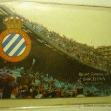 Coleccionismo deportivo: CARNET FUTBOL ABONO 1994-95 ESPANYOL -GENERAL ANUAL. Lote 52033231