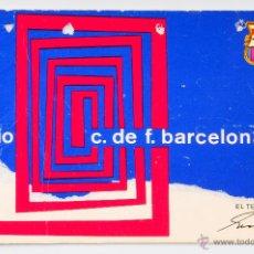 Coleccionismo deportivo: CARNET DE SOCIO C.F. BARCELONA - 1 TRIMESTRE 1969. Lote 55042802