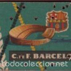 Coleccionismo deportivo: CARNET DE FUTBOL - C. DE F. BARCELONA - BARÇA 1959 - ANUAL CARNET RETIRADO. Lote 57324879