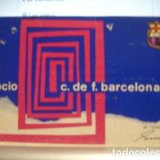 Coleccionismo deportivo: SOCIO C.DE F. BARCELONA 1969- PORTAL DEL COL·LECCIONISTA . Lote 95827327