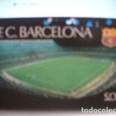 Coleccionismo deportivo: SOCIO C.DE F. BARCELONA 1980- PORTAL DEL COL·LECCIONISTA . Lote 95827375
