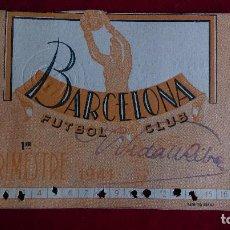 Coleccionismo deportivo: CS-8.- BARCELONA FUTBOL CLUB.- CARNET DE SOCIO--1941-- 1º TRIMESTRE , BIEN CONSERVADO, . Lote 110378067